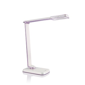 【飛利浦 PHILIPS LIGHTING】SPADE PLUS 晶彥 LED 檯燈-紫6W (71663)
