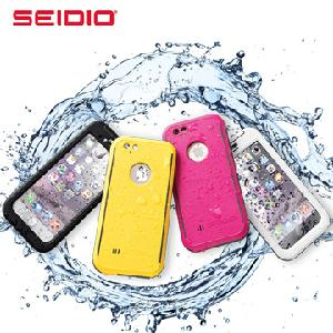 SEIDIO OBEX 防水保護殼 for iPhone 6 Plus / 6s Plus(鐵漢黑)