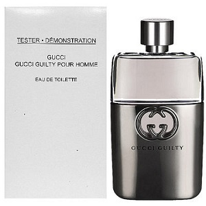 GUCCI Guilty 罪愛男性淡香水 90ml-Tester包裝