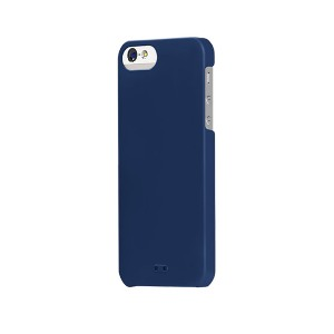 TUNEWEAR EGGSHELL iPhone SE/5S 超薄保護殼(藍色)