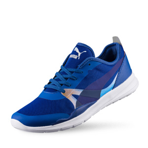 PUMA - Duplex Irrid Core Wn's 女性 慢跑運動鞋_藍(UK5)