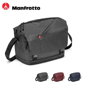 Manfrotto NX Messenger 開拓者郵差包(酒紅)