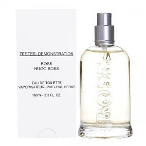 HUGO BOSS Bottle自信 男性淡香水 100ml-TESTER