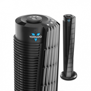 【美國 VORNADO】公司貨 184 Tower Fan 斜塔循環扇-商品縮圖1