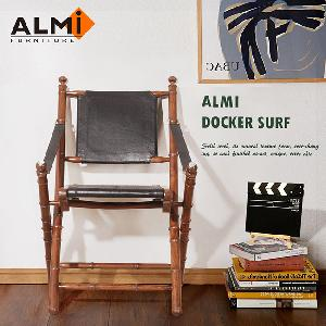 【ALMI】CIN- DIRECTOR CHAIR 柚木個性導演椅