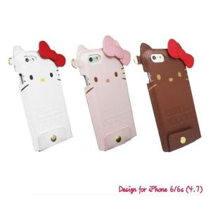 GD iPhone 6 / iPhone 6s Kitty�������֭��O�@�M(�@��)