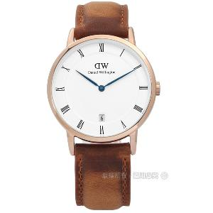 Daniel Wellington/DW00100113/Dapper�u�֤�� ����x�L�@��34mm