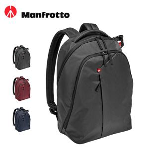 Manfrotto NX Backpack 開拓者雙肩後背包(酒紅)