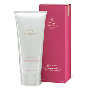 【AA】玫瑰補水身體凝膠 200ml (Aromatherapy Associates)