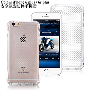 Colors iPhone 6 plus/6s plus �w�����n���L����� (2�J)(�զ�)