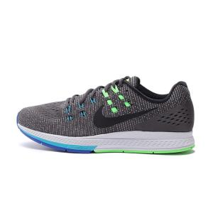 NIKE AIR ZOOM STRUCTURE 19 慢跑鞋 男 (灰綠)(US10(44))
