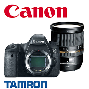 CANON EOS 6D + TAMRON 24-70mm (A007) <���q�f>-�ӫ~�Y��1