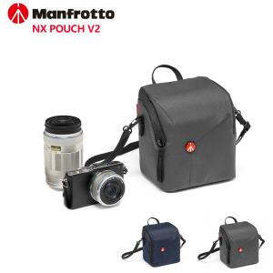 Manfrotto NX Pouch V2 for CSC 開拓者小型相機包(灰)