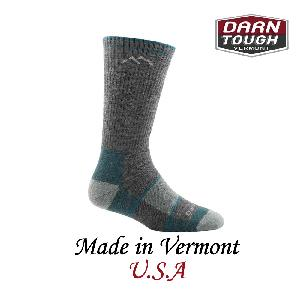 【美國DARN TOUGH】Boot Sock Full Cushion 等長襪-深灰色(L)