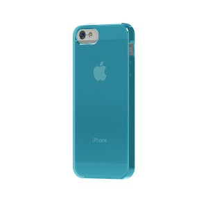 TUNEWEAR SOFTSHELL iPhone SE/5s TPU保護殼(藍色)