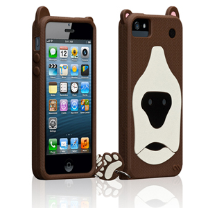 CASE-MATE CREATURE iPhone SE/5S ���骿���O�@��(�Ħ�Ǻ�)