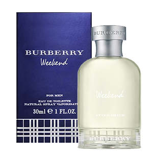 BURBERRY WEEKEND 週末男性淡香水 30ml