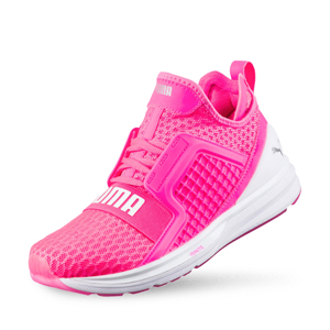 PUMA-女性-IGNITE Limitless Wn's-慢跑運動鞋_粉紅玫瑰(UK5)