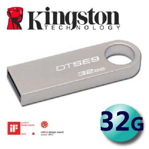 Kingston 金士頓 DataTraveler SE9 隨身碟【32GB】