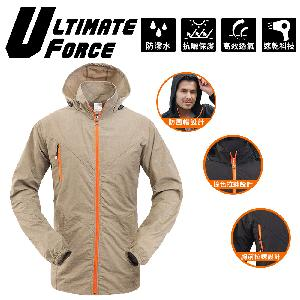 Ultimate Force �����ʤO�u�ľW�k�v�t�������~�M - �d��(XL)