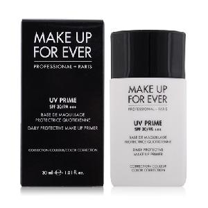 MAKE UP FOR EVER 高效防曬隔離乳SPF30/PA+++(30ml)#潤色版