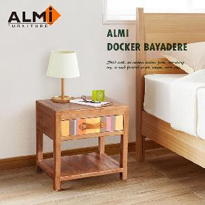 【ALMI】DOCKER BAYADERE-BEDSIDE 1 DRAWER 床頭櫃