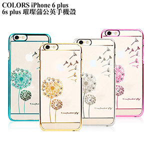 COLORS iPhone 6 plus/ 6s plus �A���Z���^�����(����)