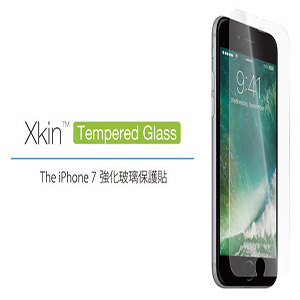 Just Mobile Xkin Tempered Glass for iPhone 7 玻璃保護貼