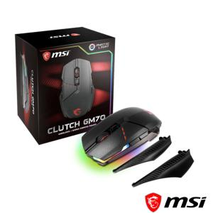 MSI微星 Clutch GM70 GAMING Mouse 電競滑鼠