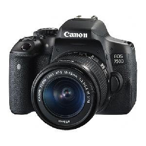 �e32G��CANON EOS 750D+18-55STM-�ӫ~�Y��1