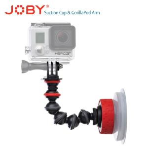 JOBY 強力吸盤金剛爪臂(JB38) Suction Cup & GorillaPod Arm