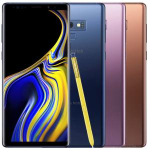 【福利品】SAMSUNG Galaxy Note 9 (6G/128G)(湛海藍)
