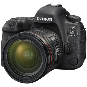 Canon EOS 6D Mark II EF 24-70mm f/4L IS USM (公司貨)
