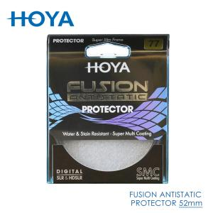 HOYA Fusion 52mm 保護鏡 Antistatic Protector