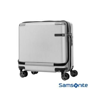 Samsonite新秀麗 Evoa商務機長登機箱(銀)