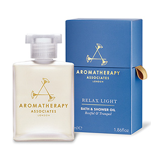 【AA】輕盈舒緩沐浴油 55ml(Aromatherapy Associates)