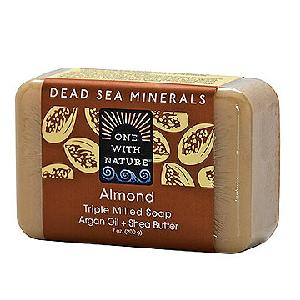 ���One With Nature�����q���m-����ALMOND SOAP