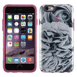 Speck CandyShell InkedLuxuryEditioniPhone6s/6PLUS(閃亮玫瑰 /酒紅)