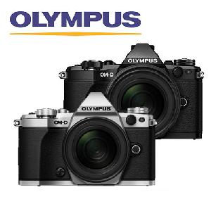 OLYMPUS OM-D E-M5 Mark II + 12-50mm EZ 單鏡組 公司貨(銀色)