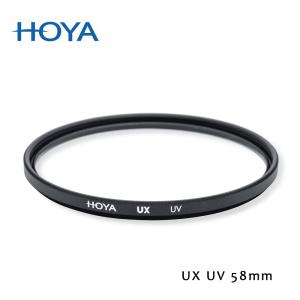HOYA UX SLIM 58mm 超薄框UV鏡