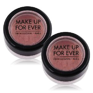 MAKE UP FOR EVER 迷你星光亮粉(0.4g/0.014oz)X2