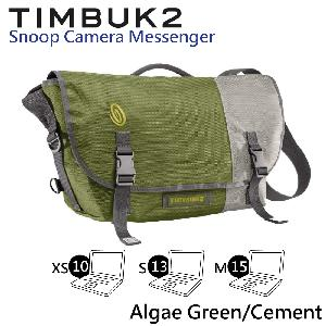 【美國Timbuk2 】Snoop相機郵差包 ( Algac Green/Cement-M)