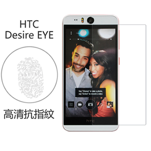 【Myshell】HTC Desire EYE 高清抗指紋保護貼(前)