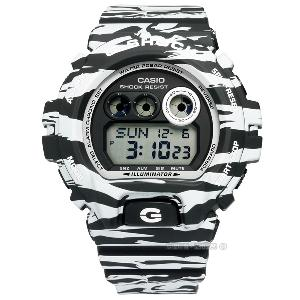 G-SHOCK CASIO/GD-X6900BW-1�d�����ⴳ�����q�l�󽦵ÿ� �¥զ� 50mm