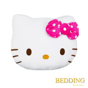 【BEDDING】Hello Kitty 造型午安頭枕