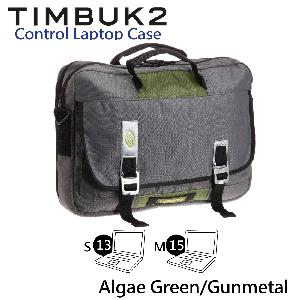 【美國Timbuk2】Control 旅用筆電包(Algae Green/Gunmetal-M)