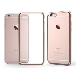 �z��߱M�a iPhone6/6s Plus5.5�T �W�� �q�� TPU�O�@��(�ӪŦ�)