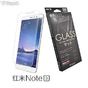 Metal-Slim Xiaomi ���� Note 3 0.26mm 9H����@�i�����Ƭ����O�@(����NOTE 3)