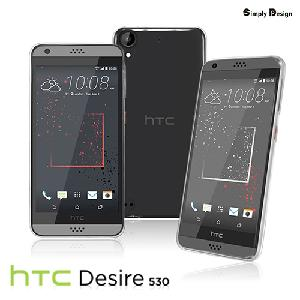 【Simply Design】HTC Desire 530 時尚超薄TPU透明軟殼