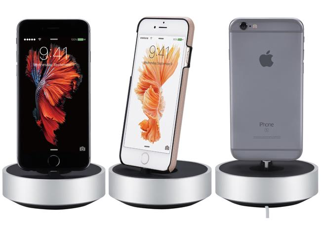 Just Mobile HoverDock �T�� iPhone ��²�߬[-�ӫ~²����1